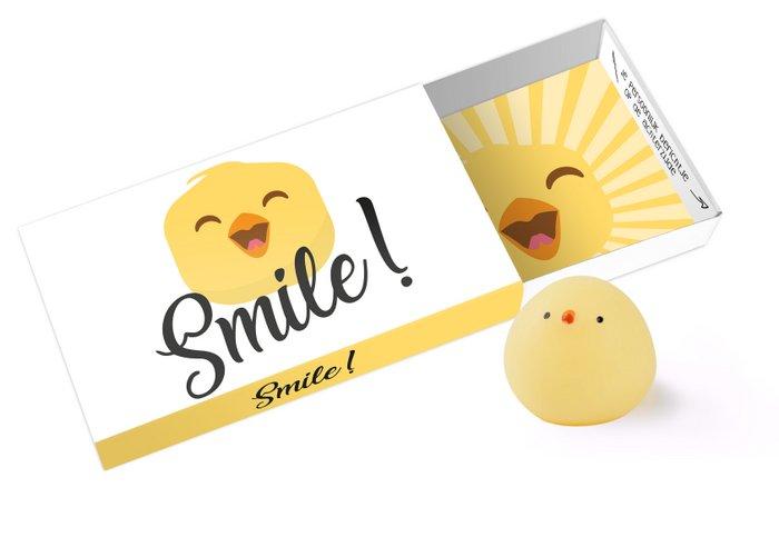 Wensdoosje: smile